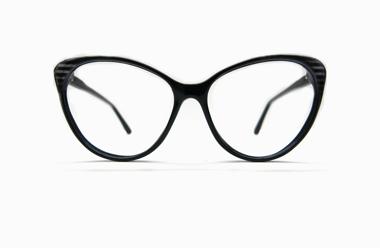 Vintage Damen Brille Cat Eye Form | 60Er Jahre Fashion Von