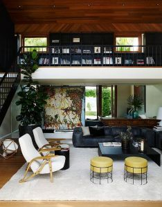 Art house by sarah davison interior design turned this year old situated in australia into  chic and inspiring residence for family with three also rh pinterest