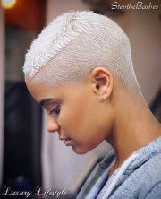 barber feature love #platinum
