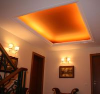tray ceiling decor with Fort Lauderdale crown molding and ...