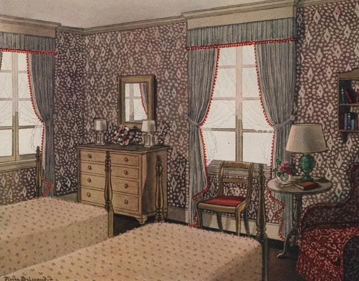 Images Of 1930s Decor Bedroom Decor Ideas? Home Decorating