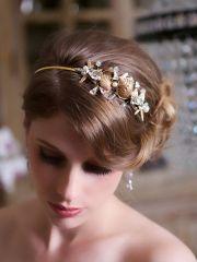 beach wedding starfish headband