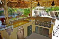 outdoor kitchen with lanai | outdoor kitchen design ...