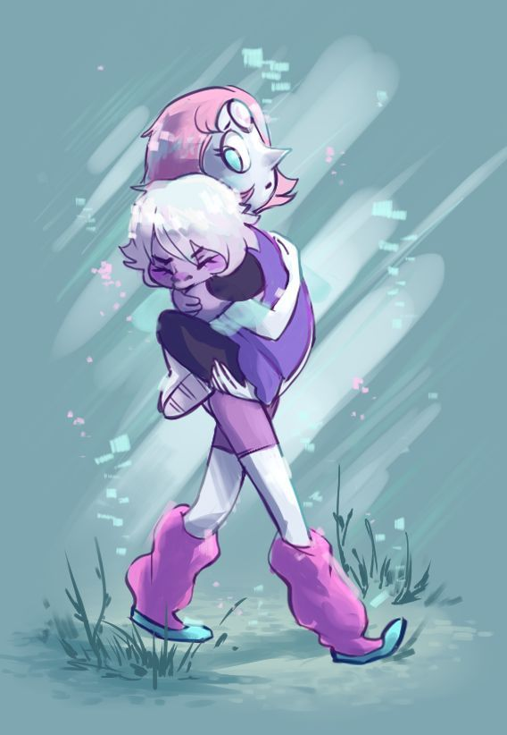 Steven Universe Pearls Daughter