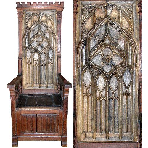antique gothic furnishings gothic antique furniture
