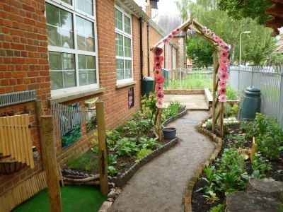 Abingdon Blog Carswell Community School's Sensory Garden – Final
