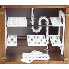 Under Kitchen Sink Storage Bay Window Addis Sense Unit Dunelm