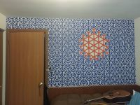 Painting Walls With Painters Tape Designs - http://paint ...
