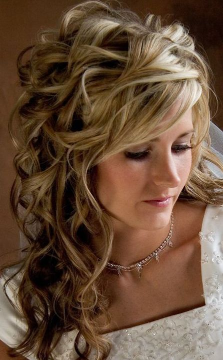 Wedding Hairstyles For Medium Length Hair Fashion In Wedding