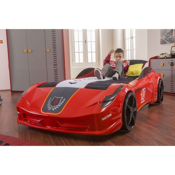 Ferrari Race Car Bed Styling Bedroom Theme Child Beds Kids