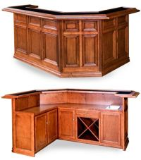 Home Bars - Home Bar Furniture - Home Wet Bars - Custom ...