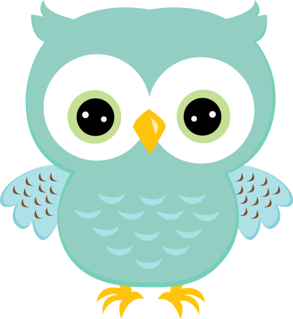 1000 Thema Uiltjes Owl Clip Art And Coloring Pages