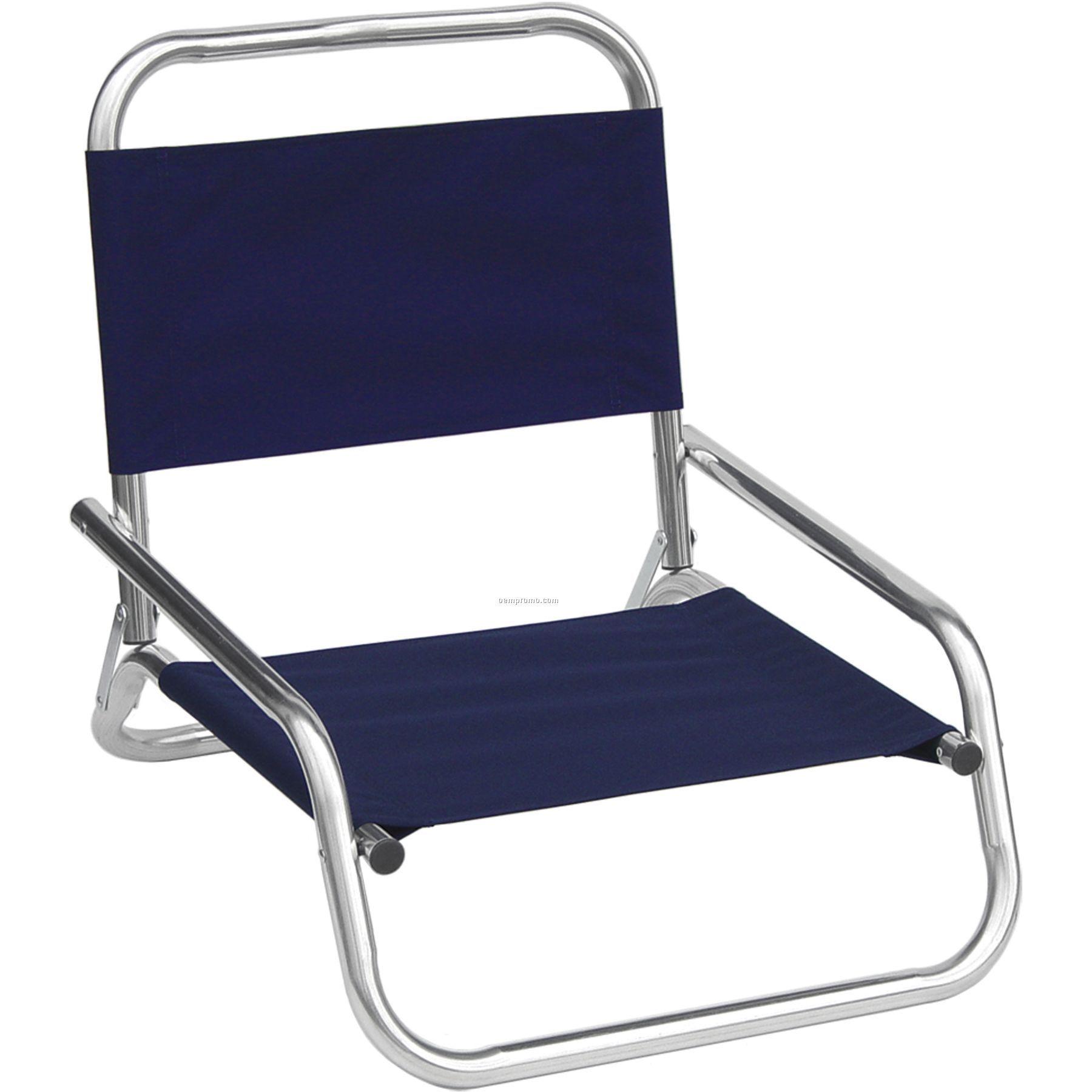 Ideal Low Folding Beach Chair  Low Price Folding Beach