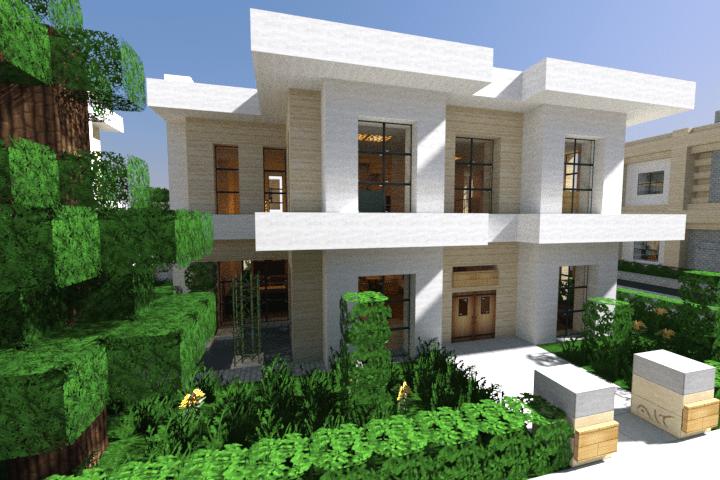 Realistic & Modern Minecraft Houses Minecraft Minecraft Houses