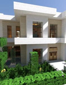 Realistic  modern minecraft houses also geek pinterest rh