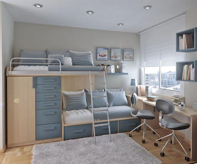 Top 15 Modern Teenage Bedroom Interior Design Ideas Dream House
