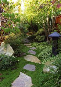 Small Garden, Small backyard, Small space, Asian garden