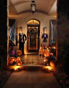 Outdoor decor also best halloween ideas images on pinterest rh in