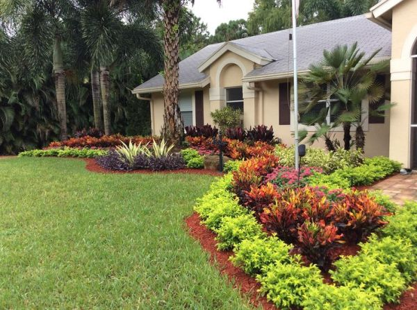 25 Central Florida Landscaping Design Ideas For Small Front Yard