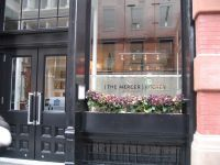 Mercer Kitchen NYC // possible lunch or dinner place for ...