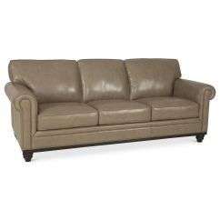 Macy Furniture Sofa Leather Princeton 100 Top Grain In A Tri Tone Finish Martha Stewart Collection Bradyn Created For