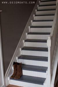Osie Moats DIY,Lifestyle,Decorating blog.: DIY $50 STAIR ...