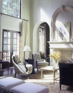 Traditional living room by blount architectual and interior design also rh pinterest