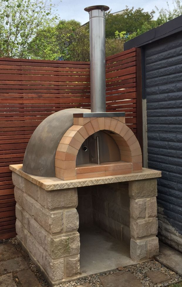 Outdoor Pizza Oven Plans - Home Design Ideas