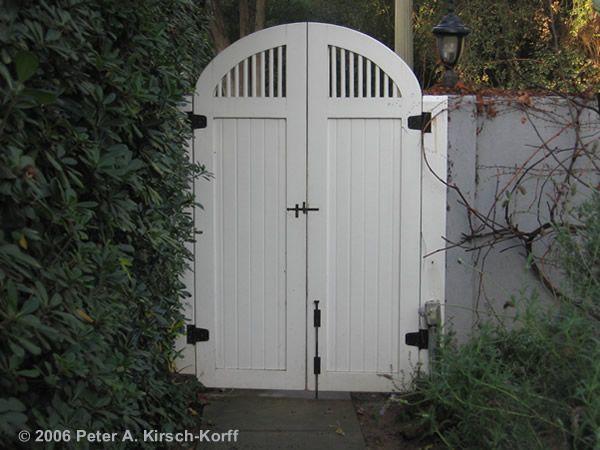 Inspiration File – Garden Gates Gardens Wooden Gates And Gate Ideas