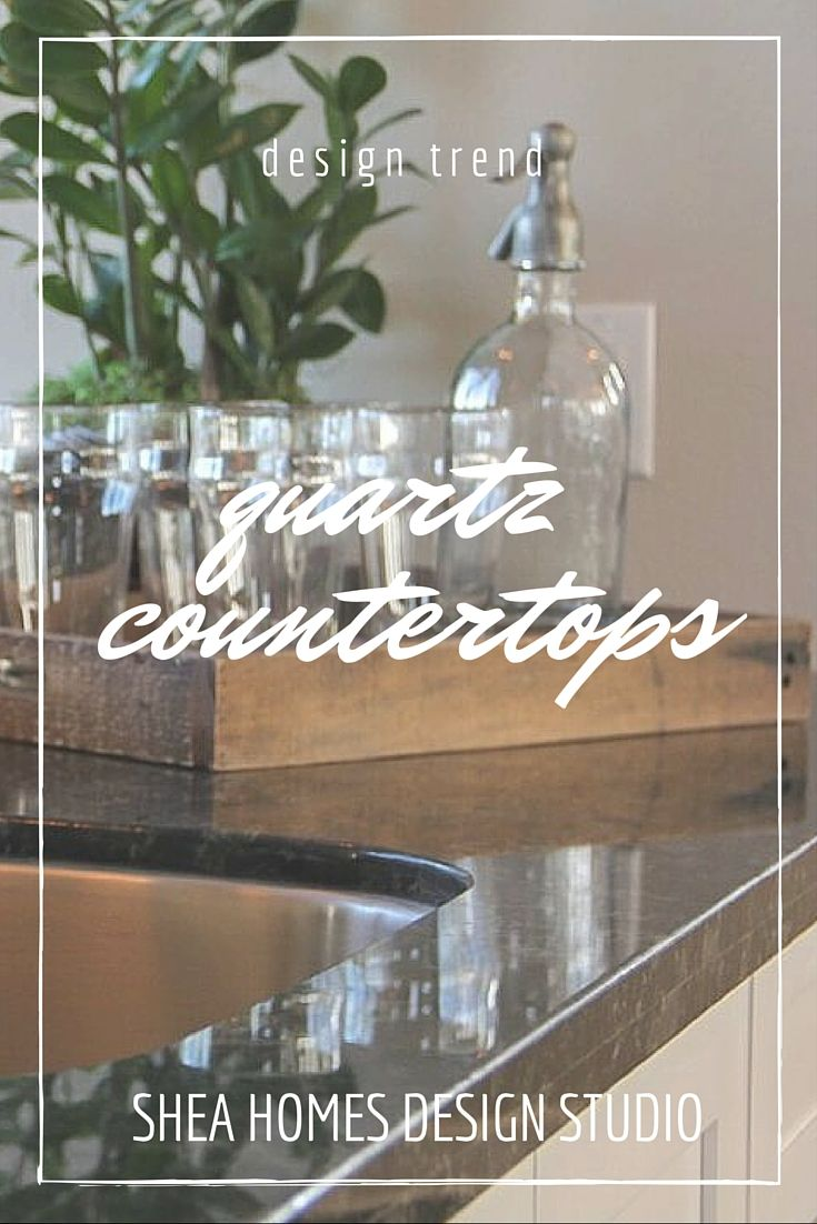 Quartz Countertops For Your Kitchen Shea Homes Blog