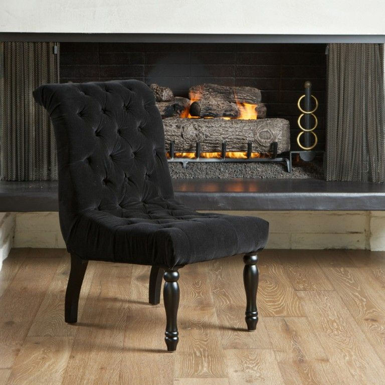 black velvet chair wheel price in pakistan tufted accent living room modern with