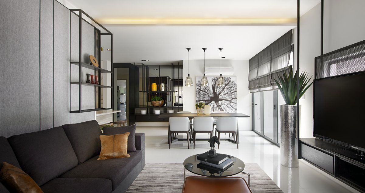 The Vale Was Completed By The Kuala Lumpur Based Interior Design