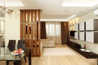 Modern Living Room Zoning Methods Collection. Dining and ...