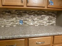 Mosaic Kitchen Tile Backsplash Ideas #2565