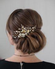 chic wedding hair updos elegant