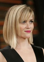 reese witherspoon straight bob