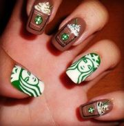 crazy nail design ideas