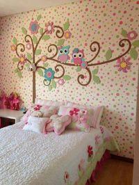 Cute Girls Bedroom Design : Little Girls Bedroom Design ...