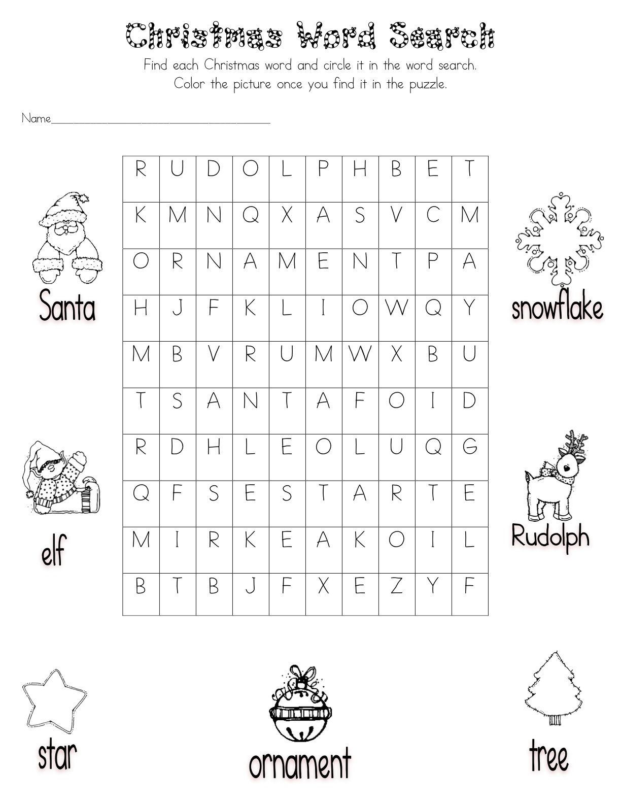 My Students Love Word Searches Did You Know That Word Searches Can Help With Letter Sound