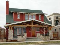 Architecture, Brown Craftsman Homes Exterior Paint Colors ...