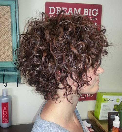 9 Frisur Für Kurzes Krauses Haar Pinteres