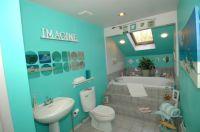 caribbean bathroom theme | Beach Themed Bathroom Designs ...