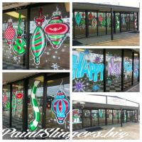 Window Painting Artwork Portfolio Window Painting Artwork ...