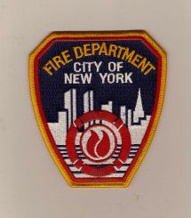 Firefighter Fdny Badges - Year of Clean Water