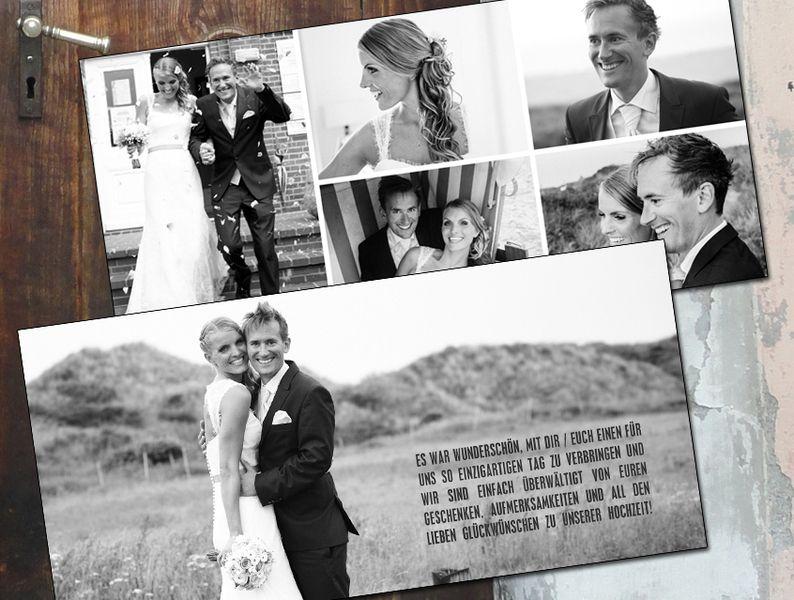 Danksagungskarten Hochzeit Vorlagen Kostenlos