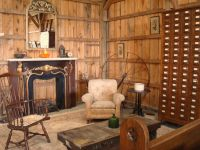 Depiction of Rustic Living Room Ideas