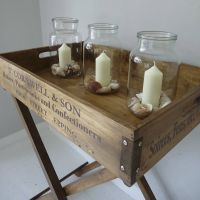 Wooden Butler's Tray Table | sweet dreams | Pinterest ...