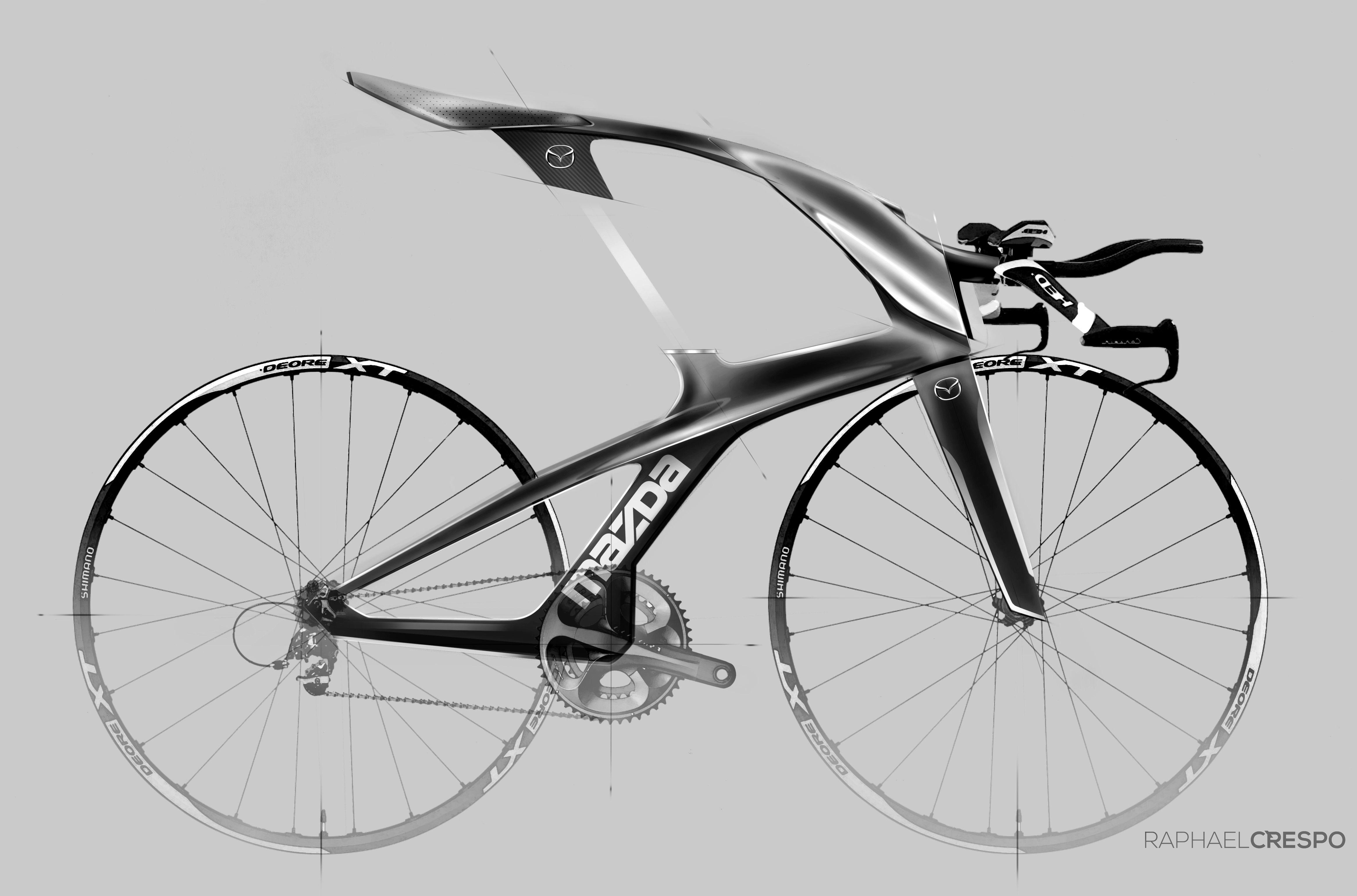 Mazda Bike