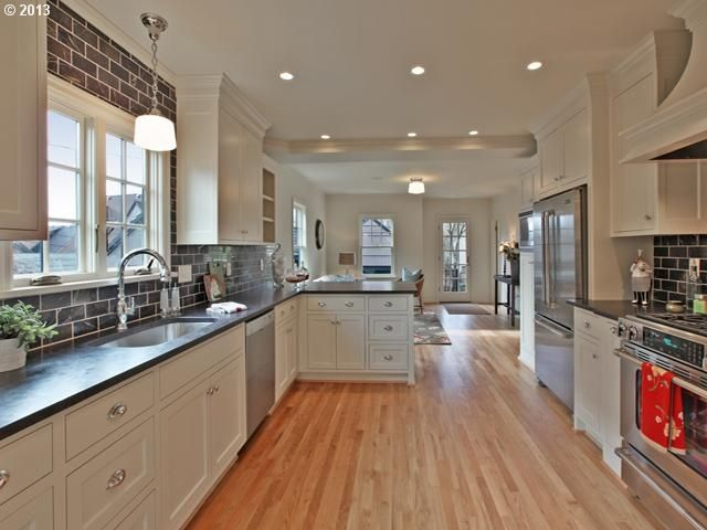 rolling kitchen island with seating best radio peninsula | galley ...