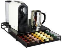 DecoBros Coffee Pod Storage Mesh Nespresso Drawer holder ...